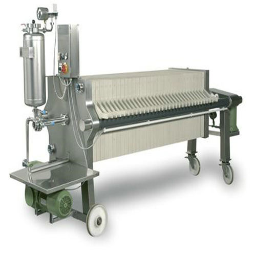 Mechanical Chemical Industry Stainless Filter Press