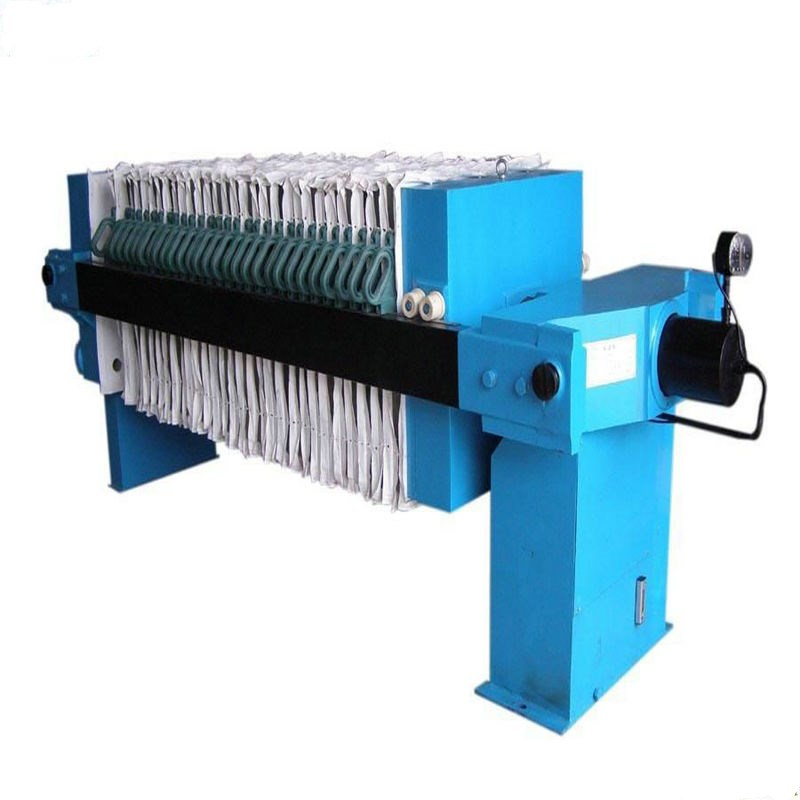 Durable Hydraulic Chemical Industry Cast Iron Filter Press