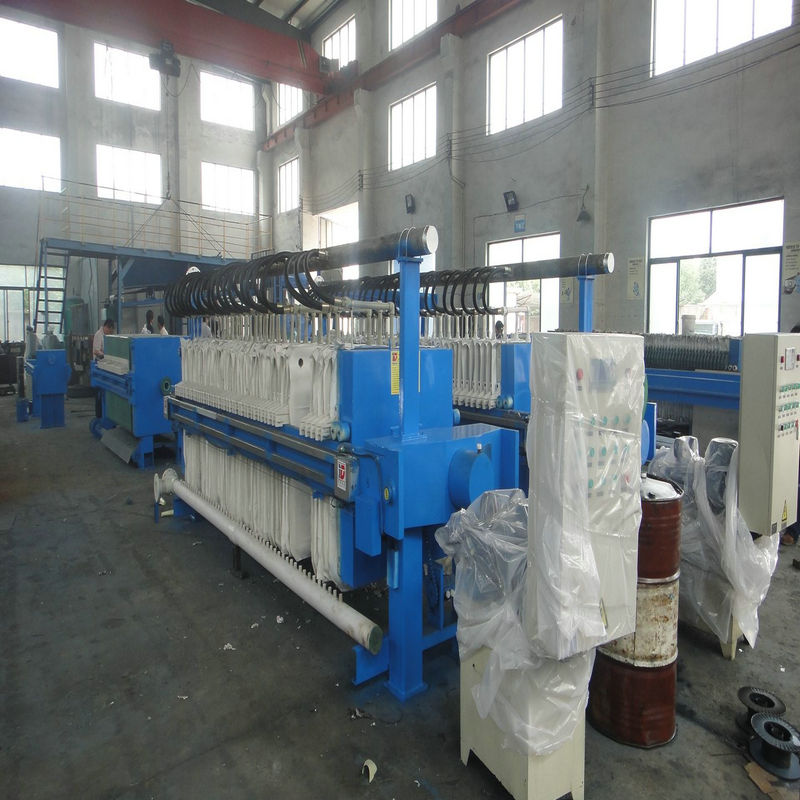 Food grade beverage beer cast iron filter press