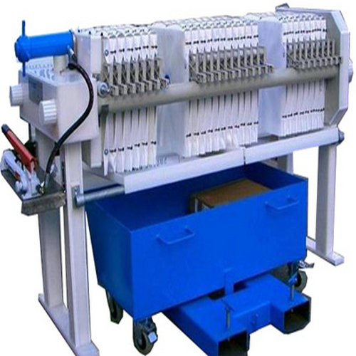 Food Grade Starch Plate Frame Filter Press