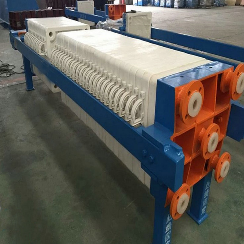 Large Capacity Plate and Frame Filter Press