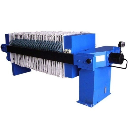 Automatic Food Beverage Plate Frame Filter Press