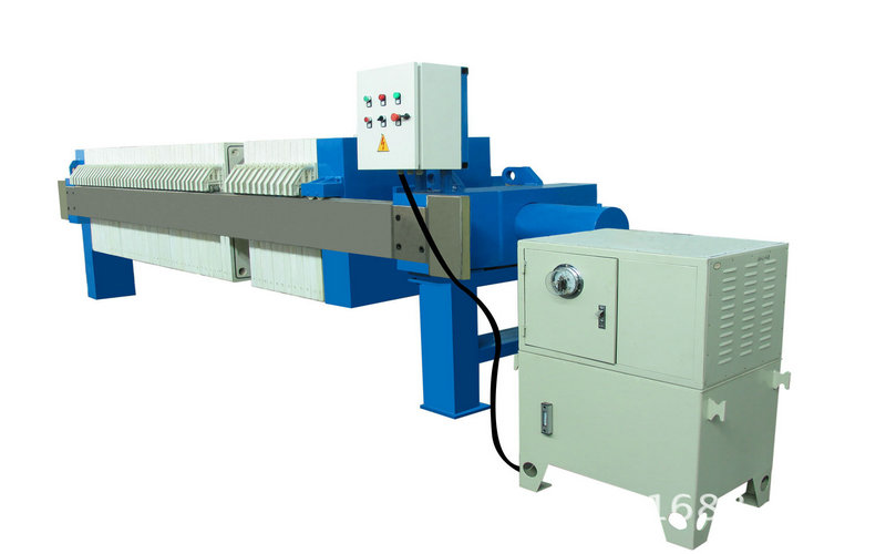 Sugar Syrup Plate Frame Filter Press For Industrial