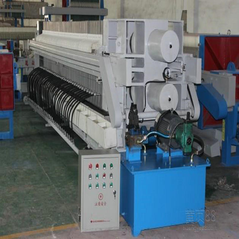 Sunflower Oil Processing Membrane Filter Press