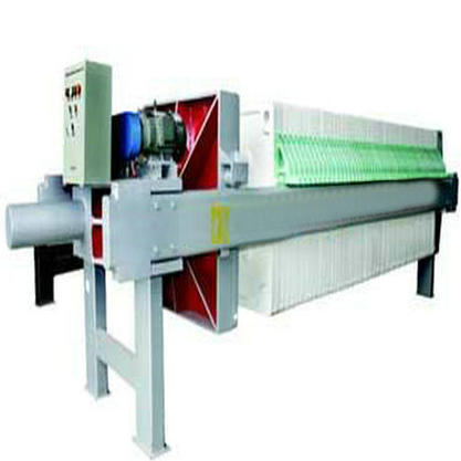 Starch and Glucose Water Treatment Filter Press