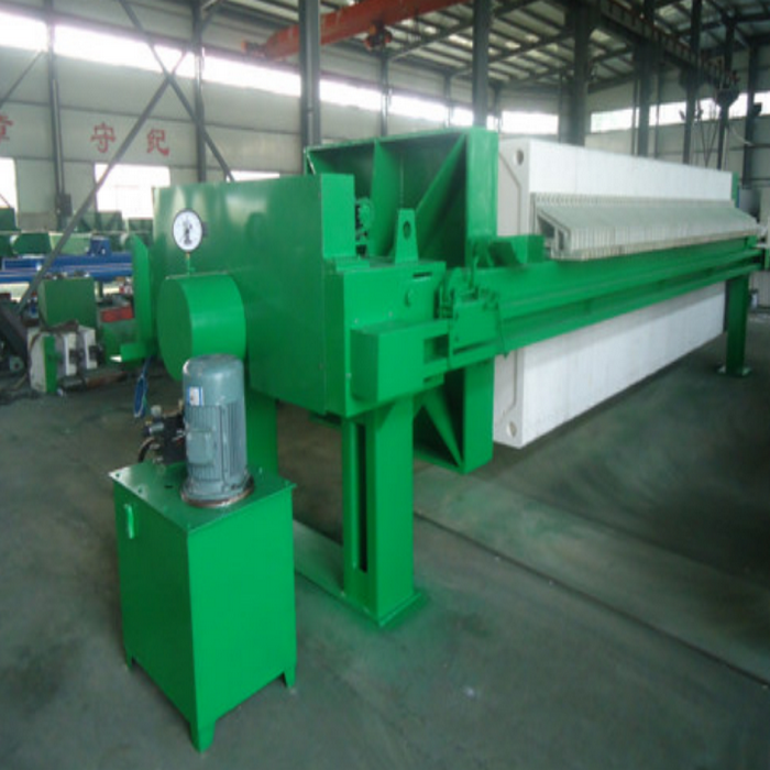Hydraulic Automatic Oil Membrane Filter Press