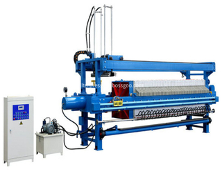 Hydraulic Metallurgy Chamber Membrane Filter Press