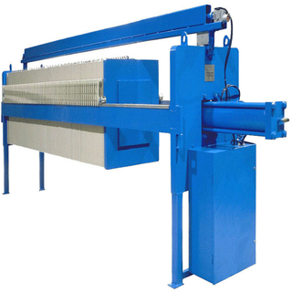 Automatic Hydraulic Sugar Syrup Plate Frame Filter Press