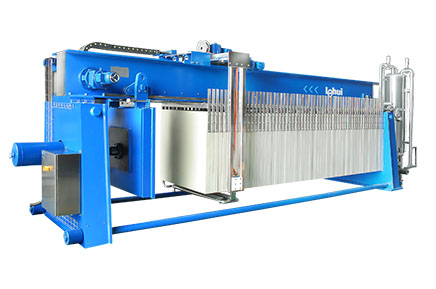 Plate Frame Filter Press For Metallurgy Industrial