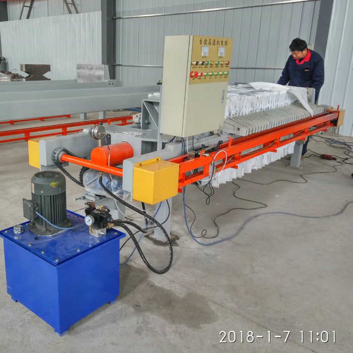 High Quality Hydraulic Cylinder For Filter Press