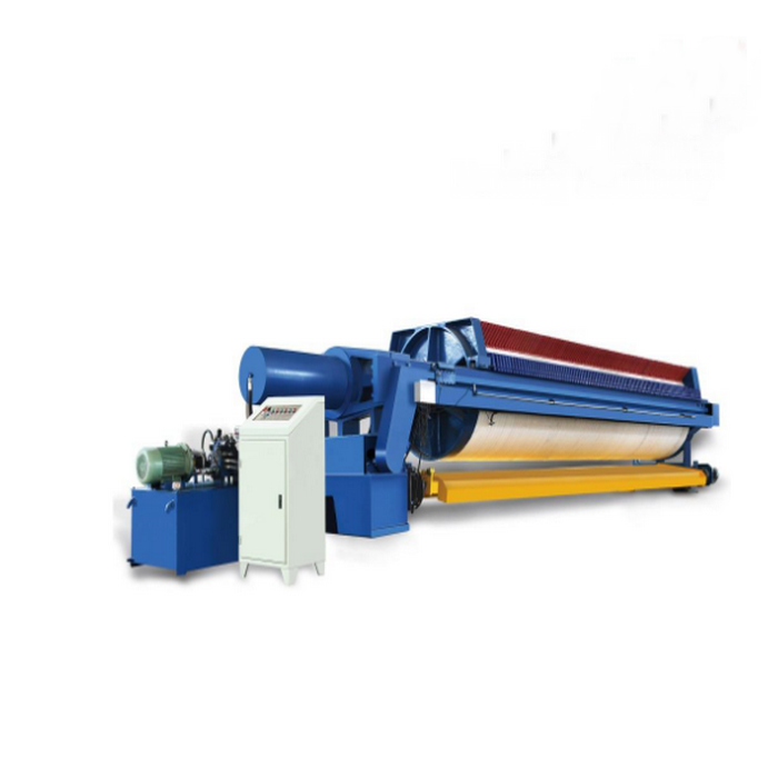 Hydraulic Pressure Chamber Membrane Filter Press Low Price
