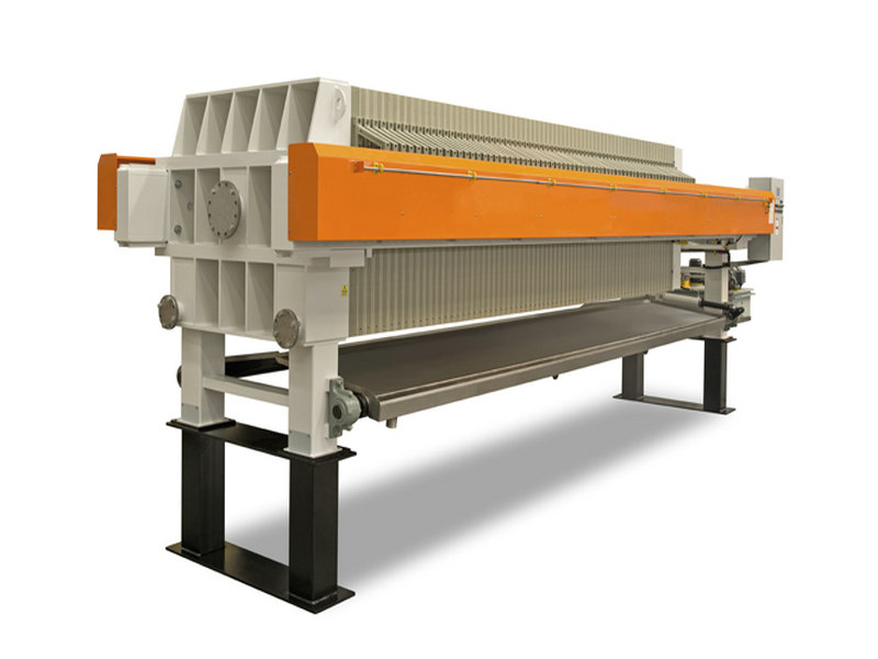 High Quality Industrial Coal Washing Chamber Filter Press