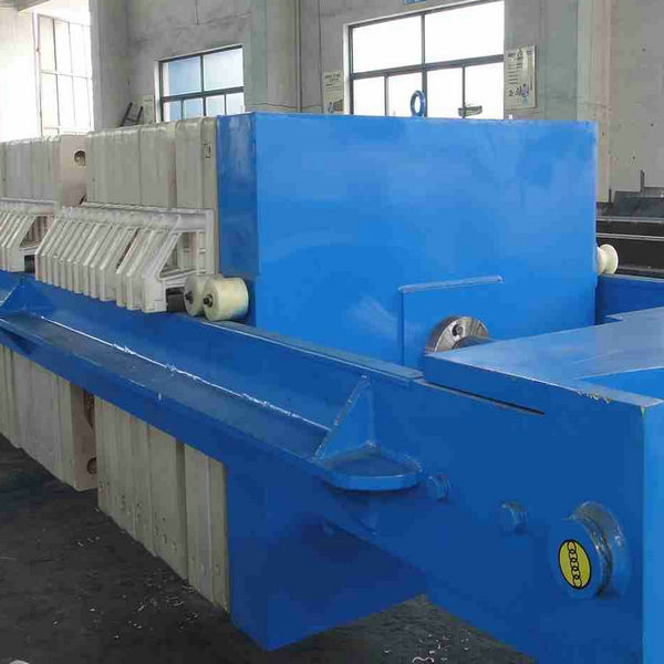 Electronic Copper Oxide Hydraulic Filter Press