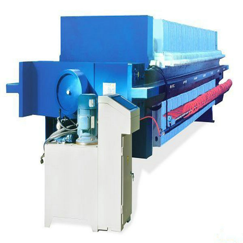 Automatic Hydraulic Pottery Chamber Filter Press