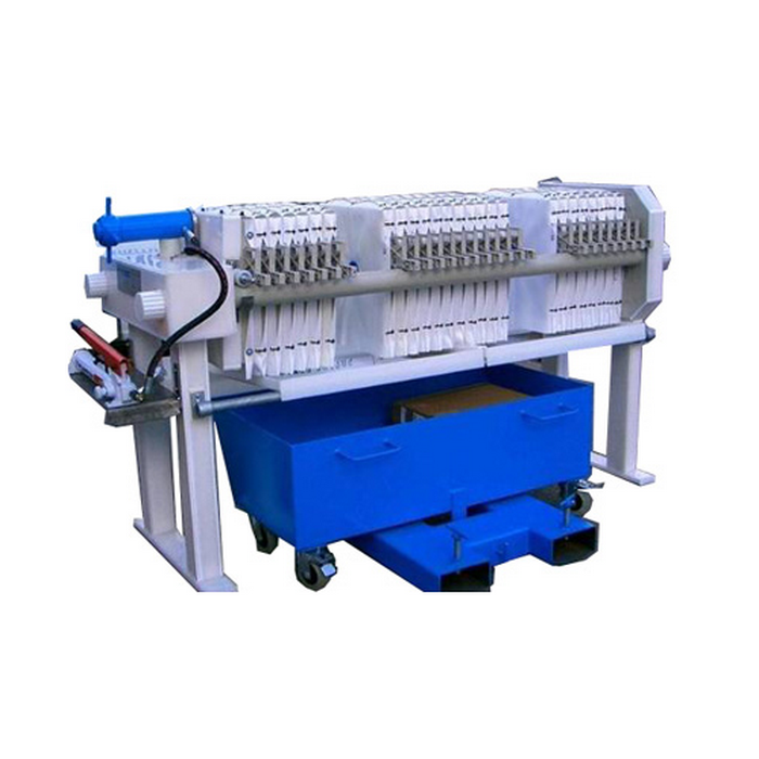High Quality Metallurgy Chamber Diaphragm Filter Press