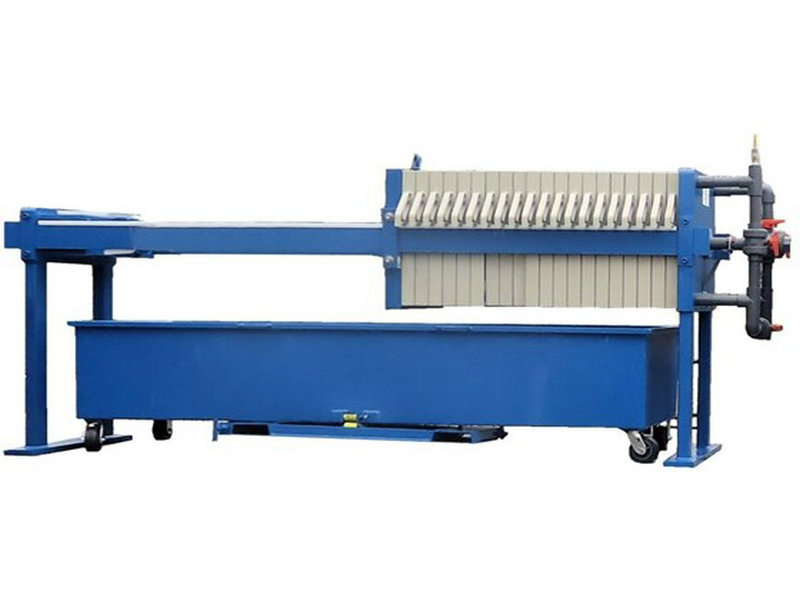 Hydraulic Plate Frame Filter Press For Pharmacy Industrial