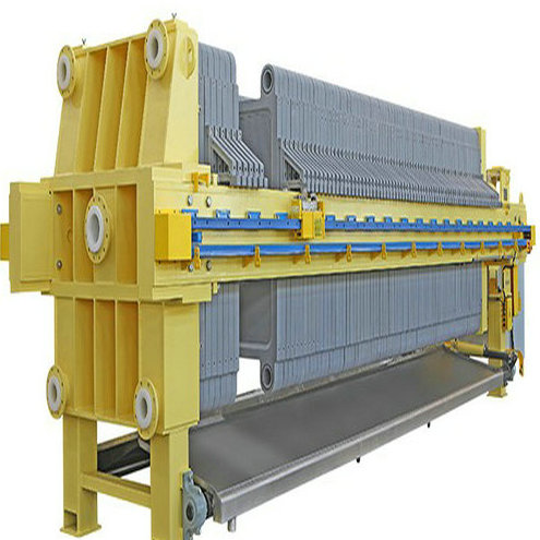 High Quality Chemical Industry Chamber Filter Press