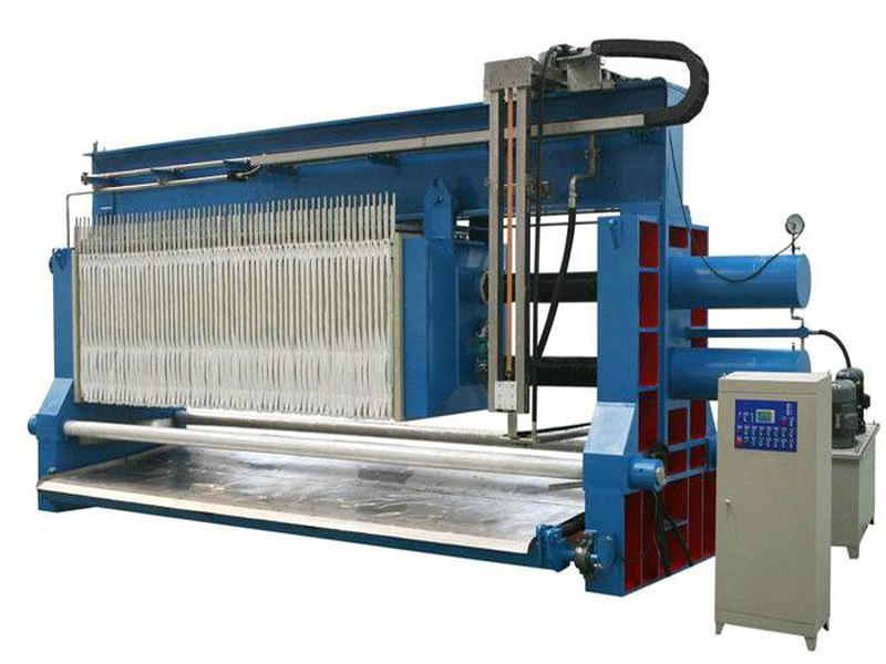 Metallurgy Chamber Membrane Filter Press For Industrial