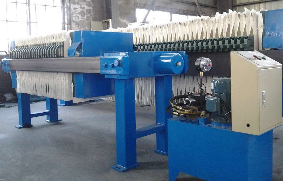 Automatic Coal Washing Cast Iron For Filter Press