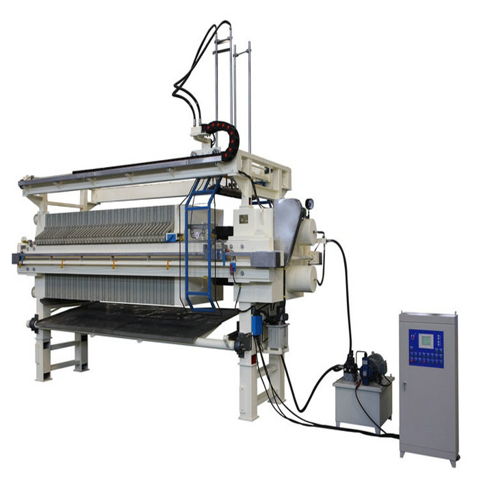 High Quality Automatic Oil Filter Press