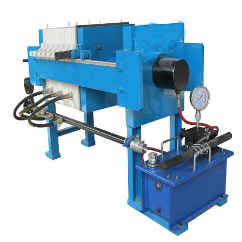 Automatic Sugar Syrup Chamber Diaphragm Filter Press