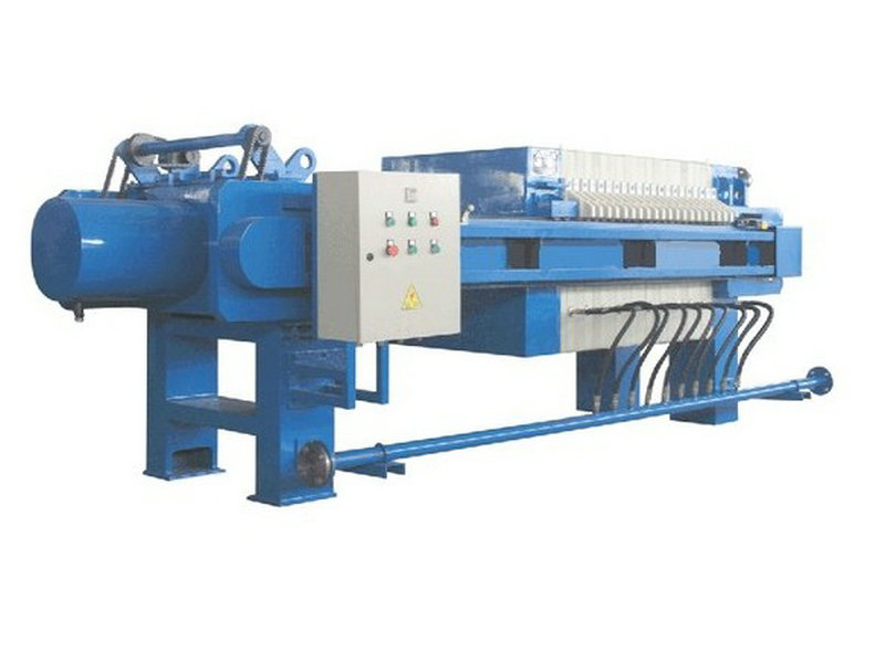 Automatic Rubber Membrane Filter Press