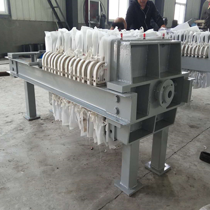 Intelligent Hydraulic Plate and Frame Filter Press
