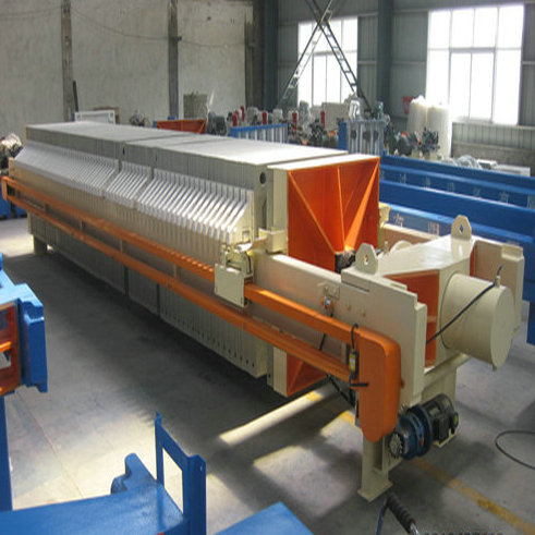 Industrial Large Capacity Plate Frame Filter Press