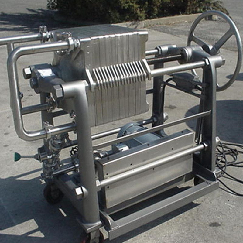 Brewing Wine Stainless Steel Plate Filter
