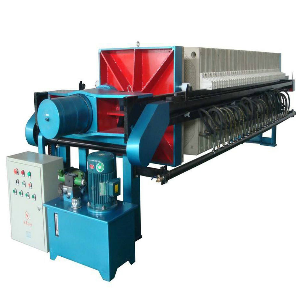 Coal Preparation Industry Slurry Filter Press