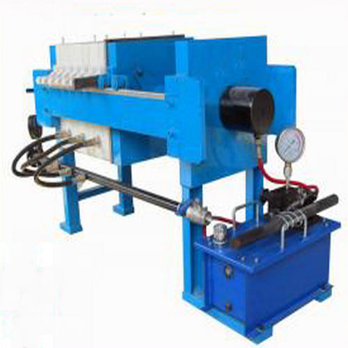 Auto Hydraulic Chamber Membrane Filter Press for Chemical