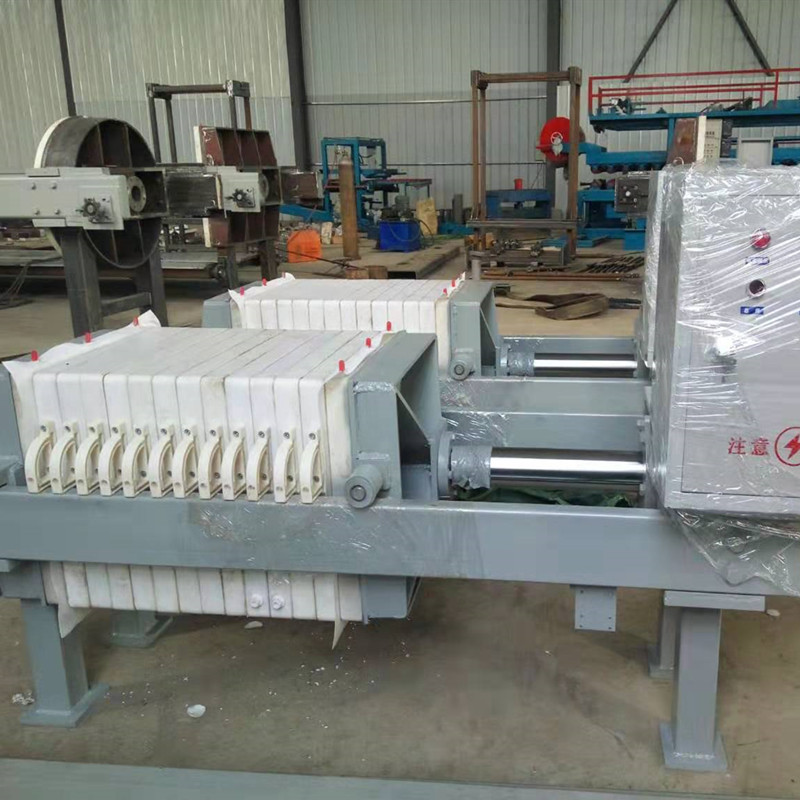 Best selling hot chinese products Filter Press for Wastewater Treatment Plant