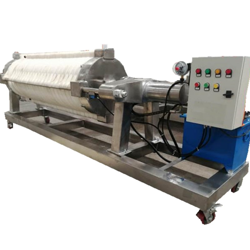 High efficiency Filter Press Machine for waste water treatment